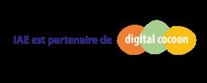 IAE est partenaire de digital cocoon